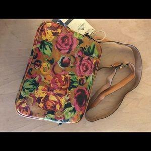 Patricia Nash Bags - Floral leather Patricia Nash Crossbody Handbag